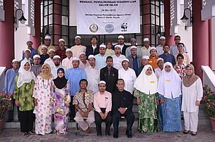Gerik Imam Workshop in Perak, Malaysia