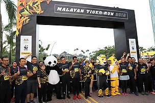 WWF-Malaysia X Maybank - Malayan Tiger Run 2019